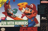 Mario's Early Years: Fun with Numbers (Super Nintendo)