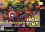 Marvel: Super Heroes in War of the Gems (Super Nintendo)