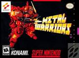Metal Warriors (Super Nintendo)