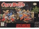 Ogre Battle: March of the Black Queen (Super Nintendo)