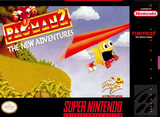 Pac-Man 2: The New Adventures (Super Nintendo)