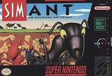 Sim Ant: The Electronic Ant Colony (Super Nintendo)