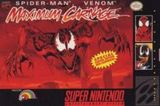 Spider-Man/Venom: Maximum Carnage (Super Nintendo)