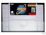 Star Fox -- Super Weekend Competition Cartridge (Super Nintendo)