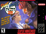 Street Fighter Alpha 2 (Super Nintendo)