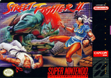 Street Fighter II (Super Nintendo)