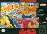 Super Aquatic Games Starring the Aquabats (Super Nintendo)