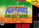 Super Mario All-Stars + Super Mario World (Super Nintendo)