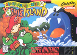 Super Mario World 2: Yoshi's Island (Super Nintendo)