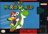 Super Mario World (Super Nintendo)