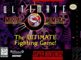 Ultimate Mortal Kombat 3 (Super Nintendo)