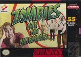 Zombies Ate My Neighbors (Super Nintendo)