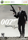 007: Quantum of Solace (Xbox 360)
