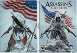 Assassin's Creed III -- Steelbook Case Only (Xbox 360)