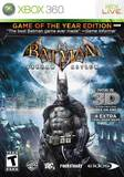 Batman: Arkham Asylum -- Game of the Year Edition (Xbox 360)