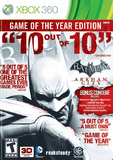 Batman: Arkham City -- Game of the Year Edition (Xbox 360)