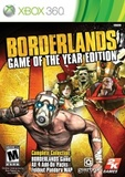 Borderlands -- Game of the Year Edition (Xbox 360)