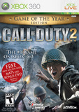 Call of Duty 2 -- Game of the Year Edition (Xbox 360)