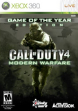 Call of Duty 4: Modern Warfare -- Game of the Year Edition (Xbox 360)