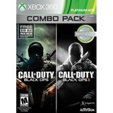Call of Duty: Black Ops & Call of Duty: Black Ops II Combo Pack (Xbox 360)