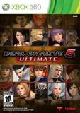 Dead or Alive 5: Ultimate (Xbox 360)