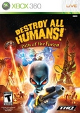 Destroy All Humans!: Path of the Furon (Xbox 360)