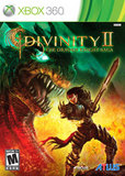 Divinity II: The Dragon Knight Saga (Xbox 360)