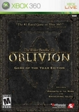 Elder Scrolls IV: Oblivion, The -- Game of the Year Edition (Xbox 360)