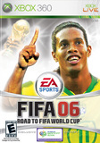 FIFA 06: Road to FIFA World Cup (Xbox 360)