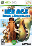 Ice Age: Dawn of the Dinosaurs (Xbox 360)