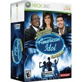 Karaoke Revolution Presents: American Idol: Encore (Xbox 360)