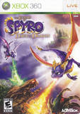 Legend of Spyro: Dawn of the Dragon, The (Xbox 360)