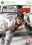 Major League Baseball 2K9 (Xbox 360)