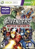 Marvel Avengers: Battle For Earth (Xbox 360)