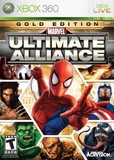 Marvel: Ultimate Alliance -- Gold Edition (Xbox 360)