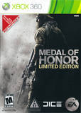 Medal of Honor -- Limited Edition (Xbox 360)