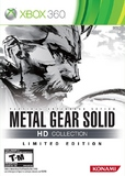 Metal Gear Solid: HD Collection -- Limited Edition (Xbox 360)
