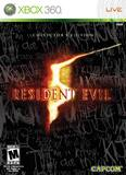 Resident Evil 5 -- Collector's Edition (Xbox 360)