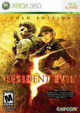 Resident Evil 5 -- Gold Edition (Xbox 360)