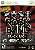 Rock Band: Track Pack Classic Rock (Xbox 360)
