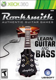 Rocksmith -- Guitar and Bass (Xbox 360)