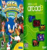 Sega Superstars: Tennis/Xbox 360 Live Arcade Compilation (Xbox 360)
