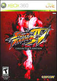 Street Fighter IV -- Collector's Edition (Xbox 360)