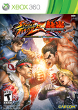 Street Fighter X Tekken (Xbox 360)