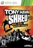 Tony Hawk: Shred (Xbox 360)