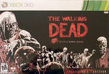 Walking Dead, The -- Collector's Edition (Xbox 360)