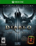 Diablo III -- Ultimate Evil Edition (Xbox One)