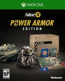 Fallout 76 -- Power Armor Edition (Xbox One)
