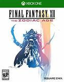 Final Fantasy XII - The Zodiac Age (Xbox One)