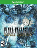 Final Fantasy XV -- Royal Edition (Xbox One)